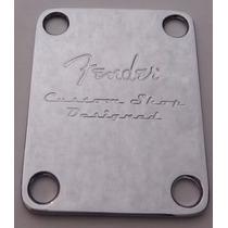 Fender Placa Trasera Neck American Custom Shop Tele Y Strato