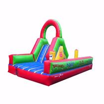 Brincoli Escaladora Interactiva 3x6m