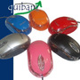 Mouse Alambrico Marca Knight Colores Luz Interna Escritorio