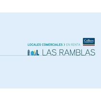 Locales En Renta - Centro Comercial Las Ramblas