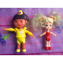 Figuras Miniatura De Dora La Exploradora Y Mas