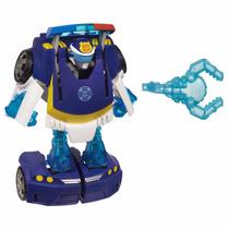 Figuras Playskool Heroe Transformer Rescue Bot Blakhelmet Sp