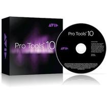 Pro Tools 10 Para Mac El Capitan + Instrumentos + Regalo!!