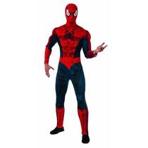 Disfraz De Spiderman Hombre Araña Para Adultos Envio Gratis