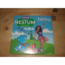 Tatiana Cd Edicion Nestle 2006 Nuevo Sellado Musica Infantil