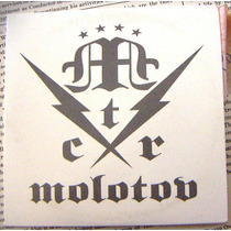 Cd Sencillo, Molotov, Amateur, Mmu