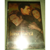 Dvd 2 Discos Crepúsculo Luna Nueva Twilight Saga New Moon