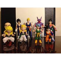 Figuras De Dragon Ball Z Originales Super Guerreros Hm4