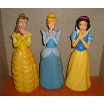 Bella Ceniciente Blancanieves Botella De Figura Disney