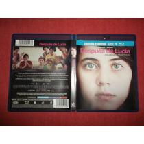 Despues De Lucia - Blu-ray + Dvd Nac Mdisk