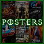 Posters De Videojuegos ( Xbox, Play Station, Nintendo...)