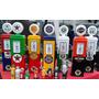 Lampara Decorativa Despachador De Gasolina Antigua