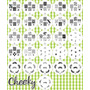Estampas Disenio Manicure Cheeky Colleccion 26 Placas