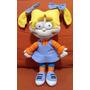 Rugrats - Peluche De Angelica Pickles Original Nickelodeon