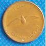 1 Centavo Dollar 1967 Canadá Paloma Centenario Confederación