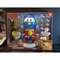 Cars 2 Squinkies - Globie Dispensador Ed. Lim. 7 Squinkies