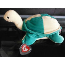 Peluche Ty Beanie Babies Tortuga Caguama Turtle Snap Mar Sea