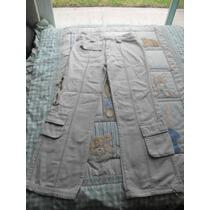 Bonitos Pantalones Para Niña Talla 7 Y 8!!! Hm4