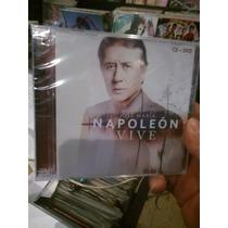 Jose Maria Napoleon Vive Cd Y Dvd Nuevo