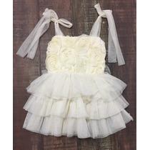 29b1cbc3f Busca vestidos de tul bebe bautizo con los mejores precios del ...