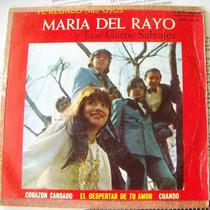 Rock Mex, Maria Del Rayo Y Los Gatos Salvajes, Ep 7´, Mmu
