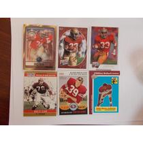6 Tarj Jugadores Legends R Craig 49ers