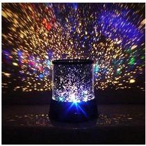 Lampara Led Iluminación Estrellas En Tu Habitación Proyector