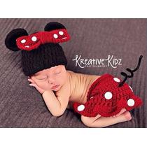 Conjunto Alta Calidad Bebe Mickey Minnie Mimi Mikey Regalo
