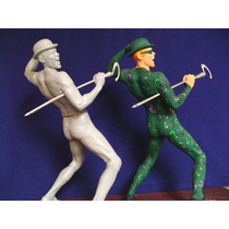 El Acertijo The Riddler Model Kit Revell 12 Inch P/pintar