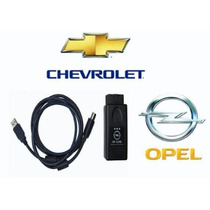 Op Com Escaner Para Linea Chevrolet-opel Ultima Version