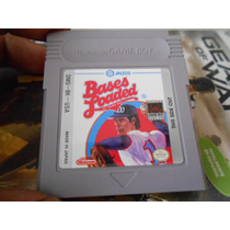 Bases Loaded Para Su Game Boy Tabique,funcionando,economico.