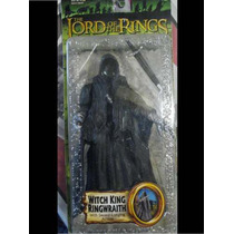 Lord Of The Rings / Witch King Con Espada Toybiz