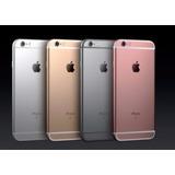 Celular Apple Iphone 6s 64gb 12 Meses Garantía
