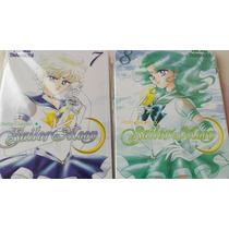 Sailor Moon Manga Editorial Panini