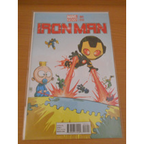 Iron Man # 1 Baby Variant Marvel Comics