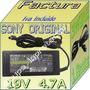 Cargador Original Sony Vaio Pcg-61311u Garantia 1 Año