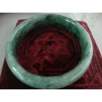 Brazalete En Jade Verde