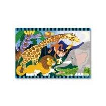 Libro Animales De La Selva *cj
