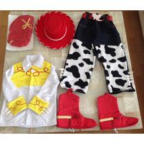 Disfraz Jessy La Vaquerita Toy Story