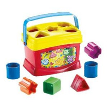 Fisher-price Brilliant Primeros Bloques De Fundamentos Del B