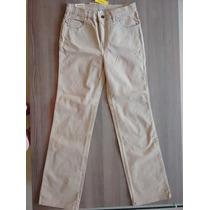 Pantalon Recto De Mujer Talla 11 Envio Inmediato