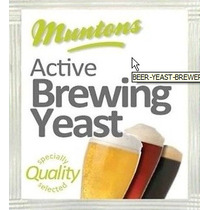 Levadura Muntons Para Preparar Cerveza Artesanal