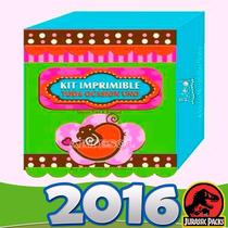 Kit Imprimible Toda Ocasion: Bautizo, Comunion, Fiestas