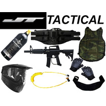 Jt Tactical Con Linea Remoto 2013 Paintball Gotcha Lbf