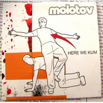 Cd Sencillo, Molotov, Here We Kum, Mmu