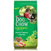 Dog Chow Cachorro Raza Mediana Y Grande - Bulto De 7.5 Kg