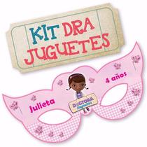 Kit Imprimible Doctora Juguetes 100% Editables Invitaciones