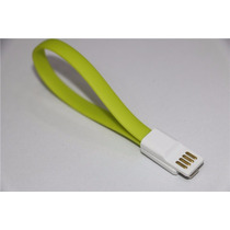 Cable Puntas Magneticas Para Iphone 5, 5c, 5s