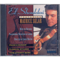 1986 Maurice Sklar El Shaddai Cd Original Praise & Worship