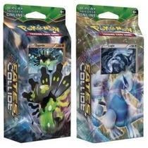 Cartas Pokémon Deck Structure Lugia Zygarde Uno